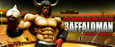 CCP Muscular Collection Vol.EX �o�b�t�@���[�}�� ����J���[(�{�ver.)